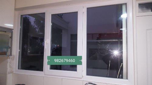 ventanas antiruido,hermeticas mampara vidrio 944549654 wasap