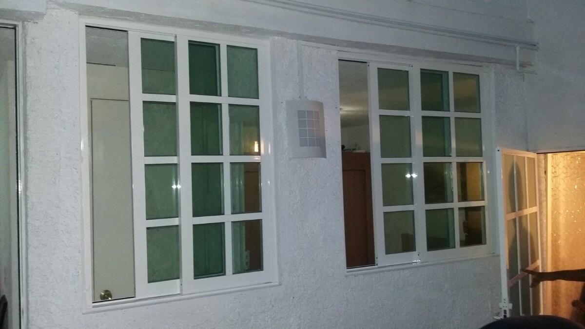 Ventanas californianas en mercado libre for Modelos de puertas y ventanas de aluminio