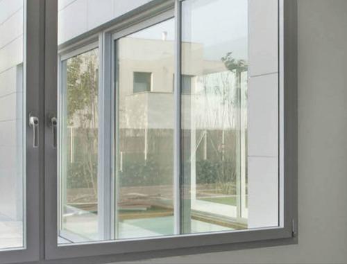 ventanas, canceles, puertas de aluminio y vidrio.