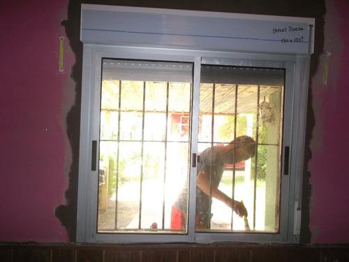 ventanas con cortina de enrollar las mas hermeticas