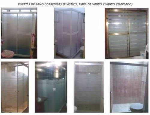 Ventanas corrediza puertas de baño gabinetes de cocina y mas   bs ...