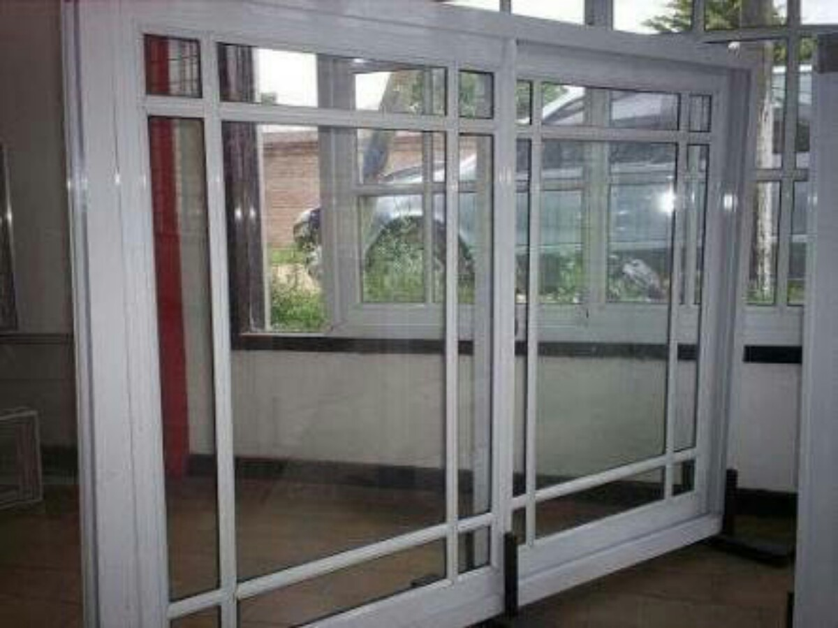 Ventanas de aluminio 1250 1 en mercado libre for Ventanas de aluminio doble vidrio argentina