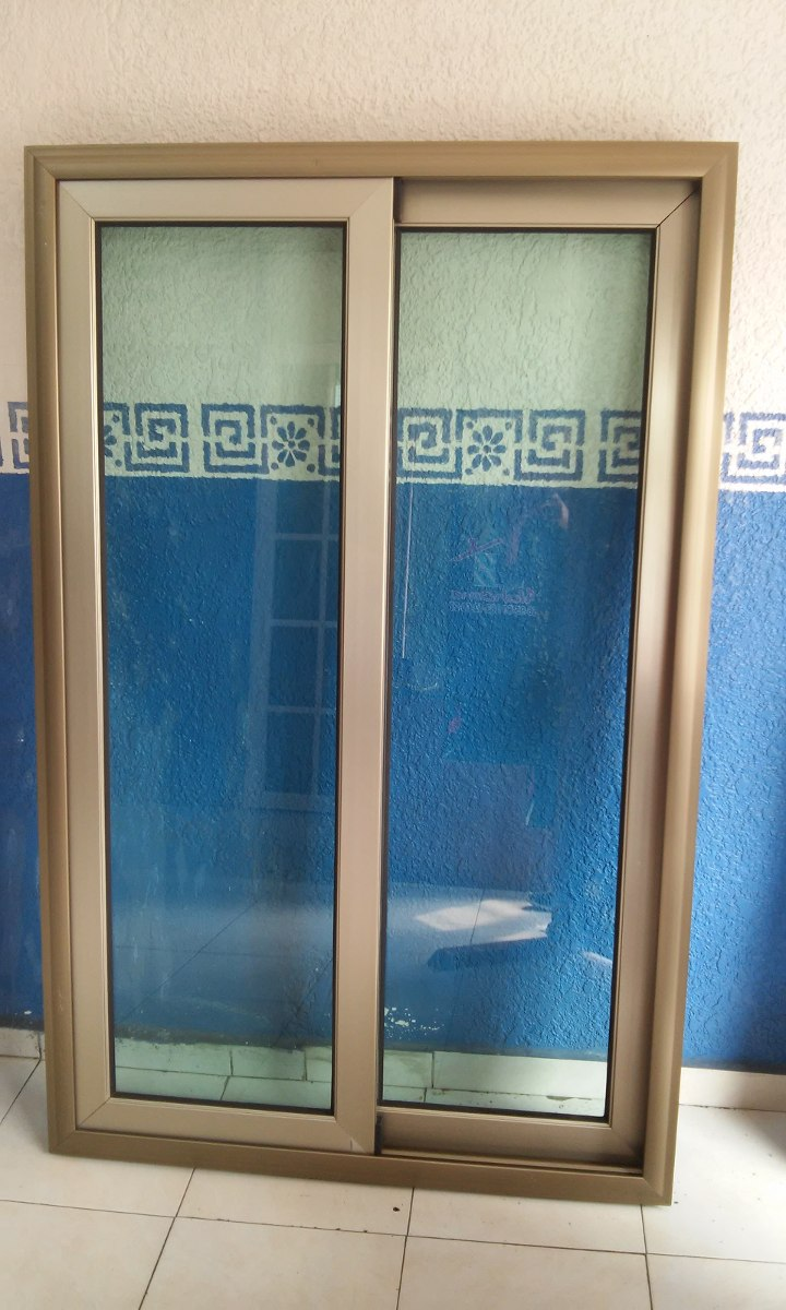 Ventanas de aluminio 3 en mercado libre for Colores de aluminio para ventanas en mexico