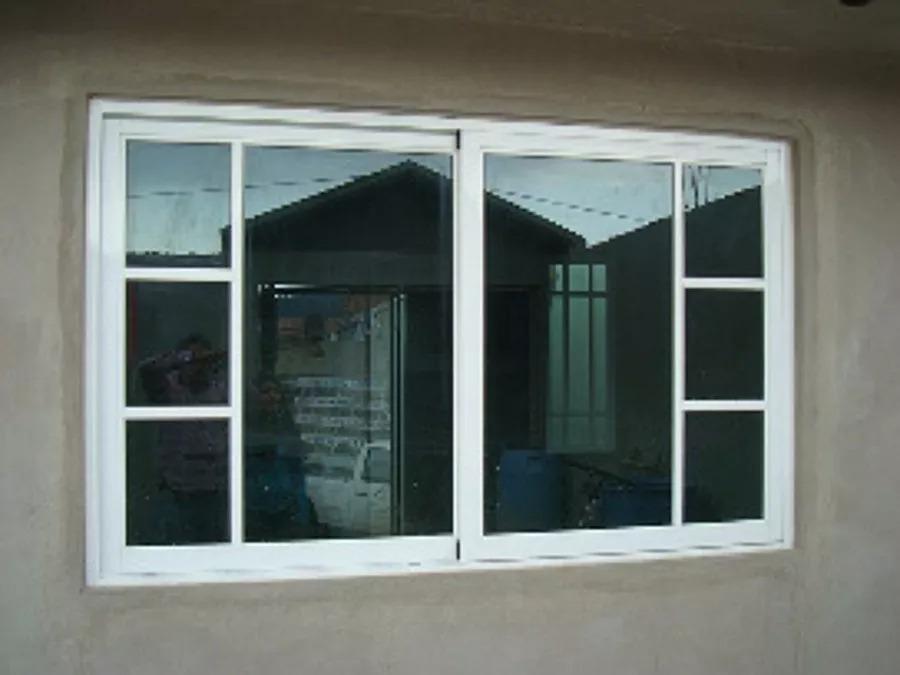 Ventanas de aluminio en mercado libre for Modelos de puertas y ventanas de aluminio
