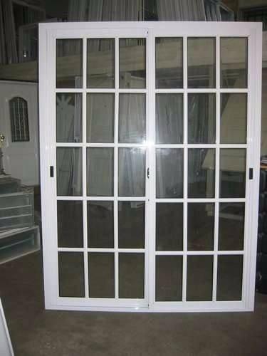 Ventanas de aluminio diferentes dise os y colores for Ventana balcon medidas