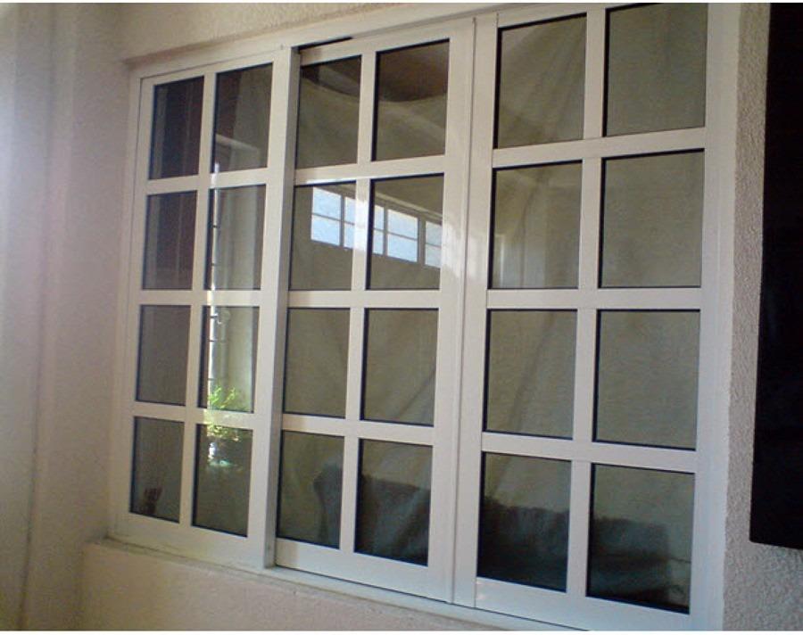 Ventanas de aluminio diferentes dise os y colores for Cuanto cuesta el aluminio para ventanas