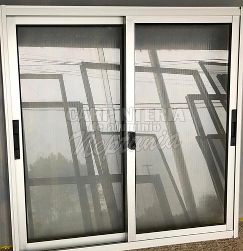 ventanas de aluminio natural en serie 20 - oferta!!
