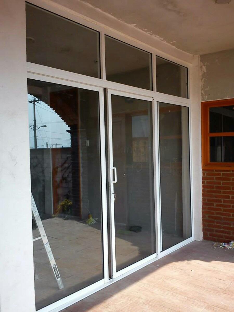 Ventanas de aluminio solo d f y estado de mexico 100 for Colores de aluminio para ventanas en mexico