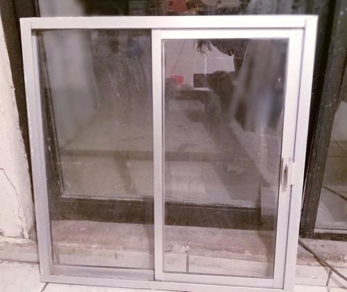ventanas de aluminio usadas de 1 1/2  1.04 x 1.13 m