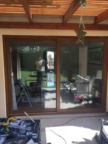 ventanas de aluminio y pvc termopanel y cristal simple