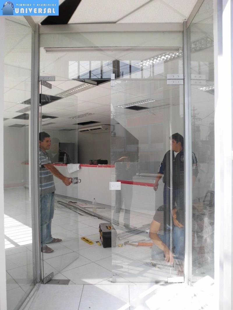 Ventanas de alumnio mamparas puertas 50 s 50 00 en for Precio de puertas levadizas en lima peru