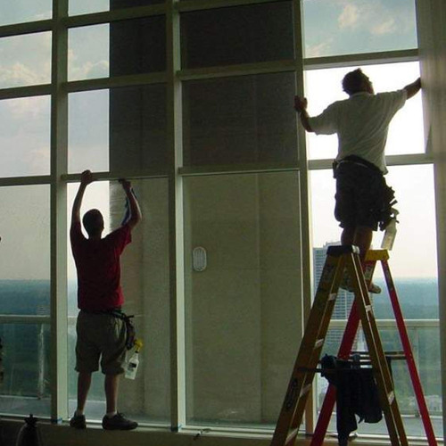 ventanas de control solar polarizado -fraccion 0,5mt