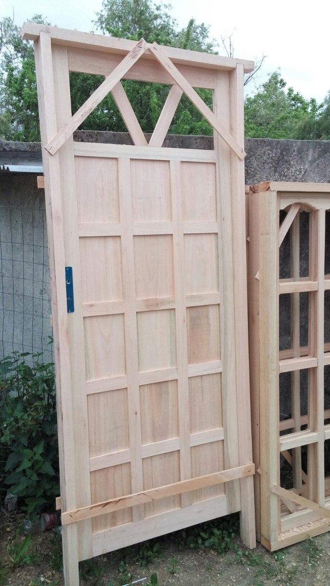 ventanas de madera en mercado libre