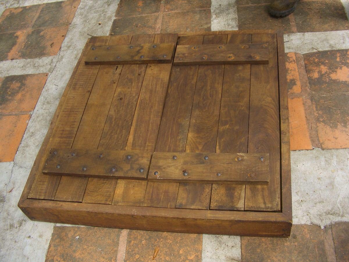 Ventanas de madera coloniales con puertas los chaguaramos for Ventanas en madera