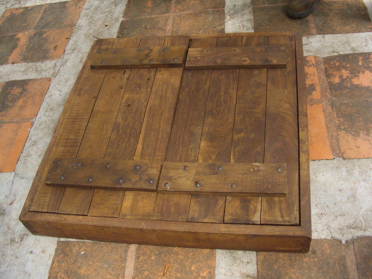 Ventanas de madera coloniales con puertas los chaguaramos for Mercadolibre argentina ventanas de madera