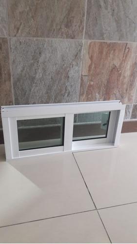 ventanas de para baño de aluminio
