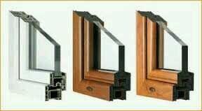 ventanas de pvc termopanel aluminio fac. tarjeta crédito