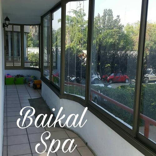 ventanas espejos shower door