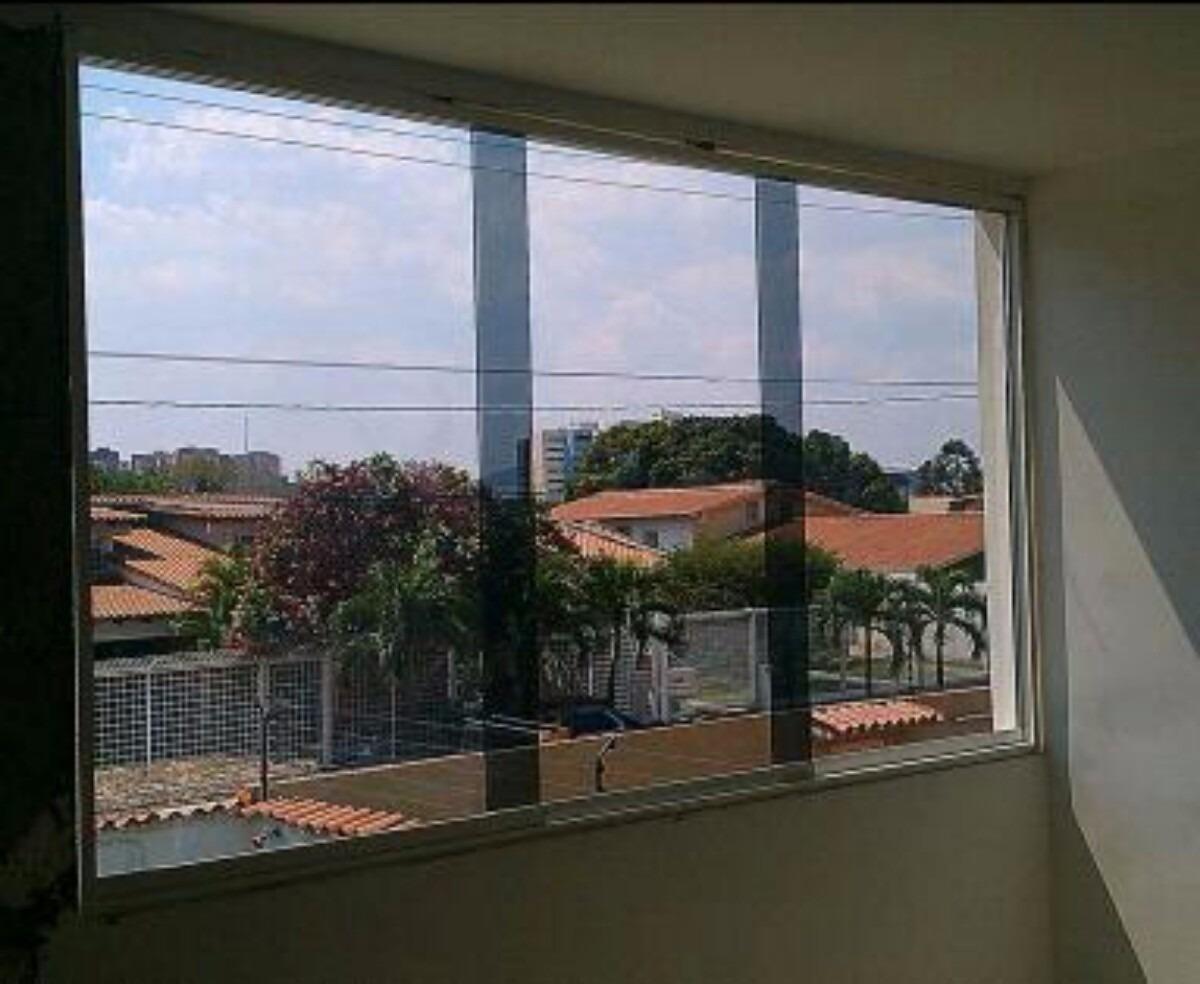 Ventanas panoramicas en aluminio y vidrios economicas bs for Ventanas de aluminio economicas