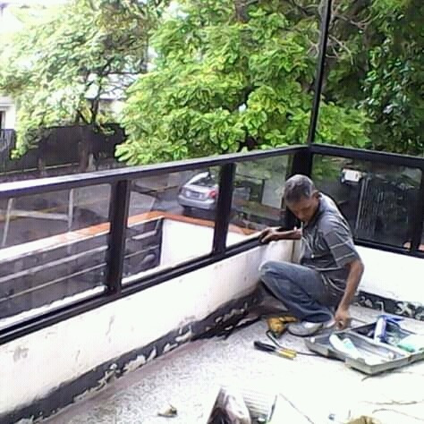 ventanas panoramicas puertas de banos y reparaciones