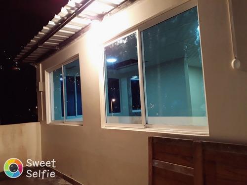 ventanas puertas en aluminio y vidrio