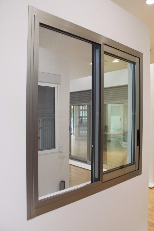 Ventanas puertas y rejas de aluminio 1 en mercado libre for Costo puerta aluminio