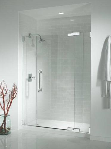 ventanas pvc o aluminio - shower door - termopanel.