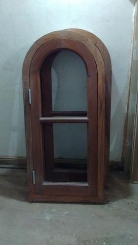ventanas rajas de madera