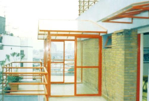 ventanas , techos corredizos  , cerramientos aluminios aluar