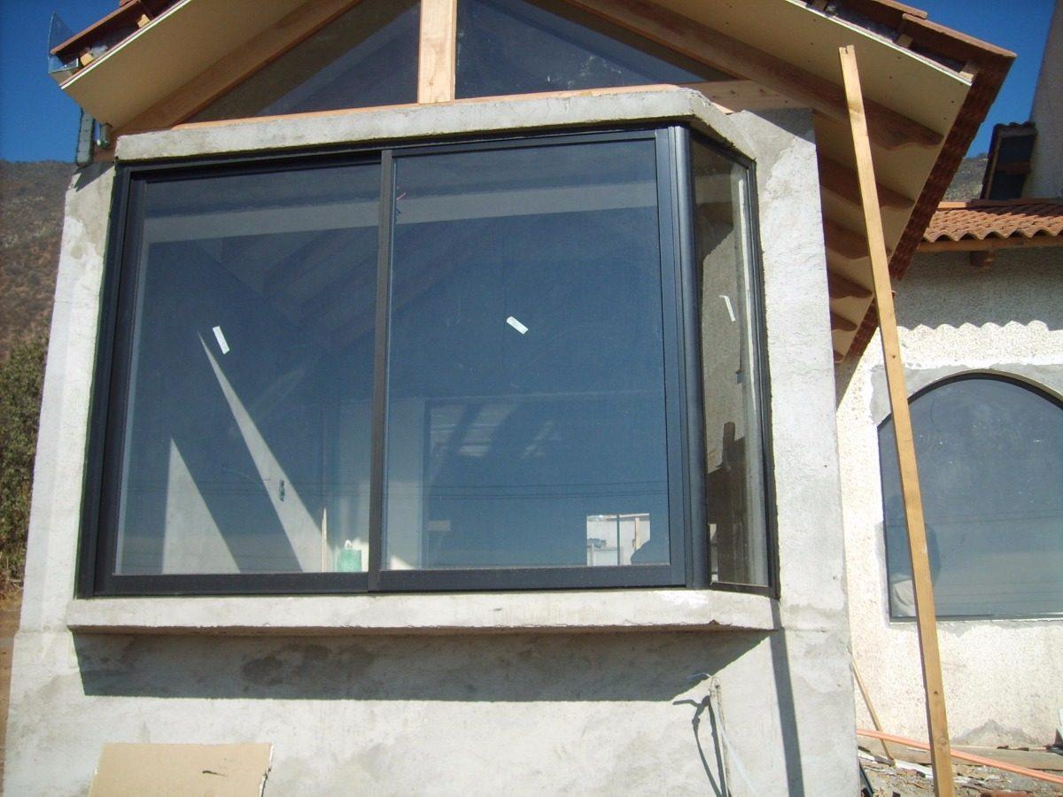 Ventanas termopanel en mercado libre for Tipos de aluminio para ventanas
