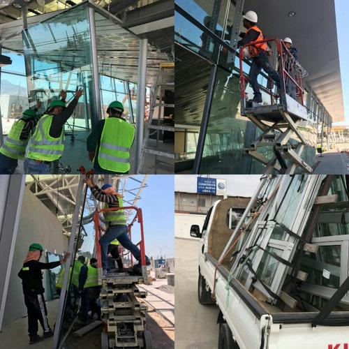 ventanas termopanel en aluminio - pvc y construcciones.