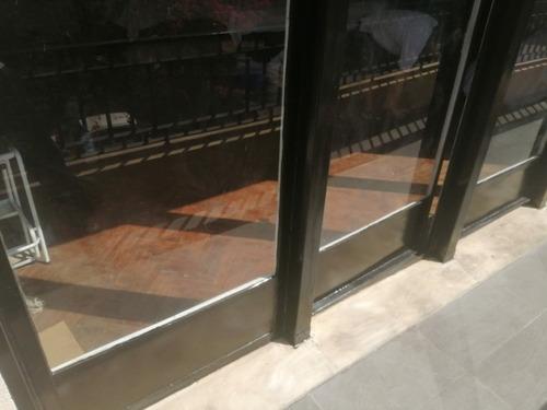 ventanas vidrio restauración