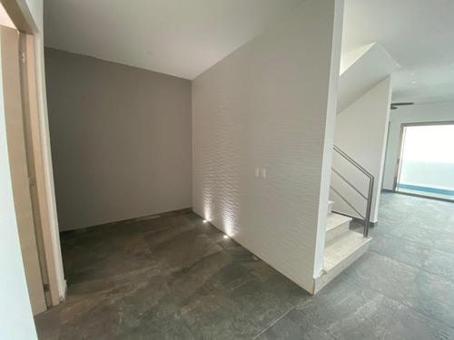 venta/renta de casa en residencial aqua 3 recamaras