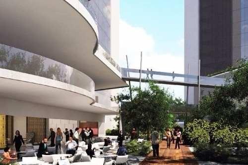 venta/renta de oficinas - torre trebol park - valle oriente, nl
