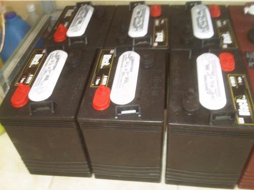 ventas  baterias de inversores trojan black