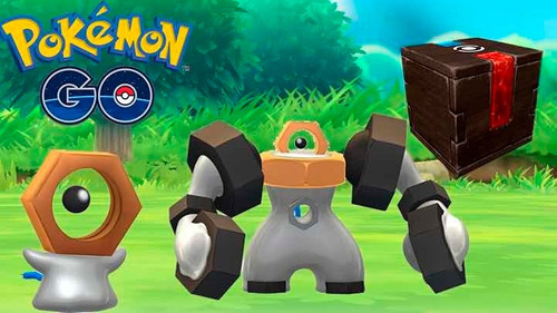 ventas de cajas meltan pokemon go