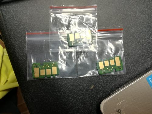 ventas de chip para impresoras hp 107a  y 135w