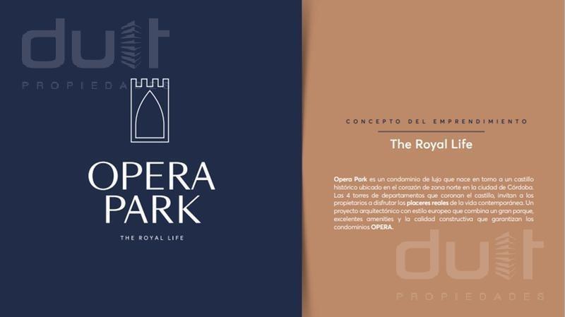 ventas de departamentos de 2 dormitorios en opera park!!!