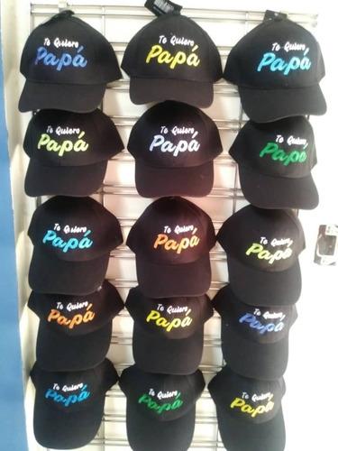 ventas de gorra personalisada del dia del padre y somo tiend