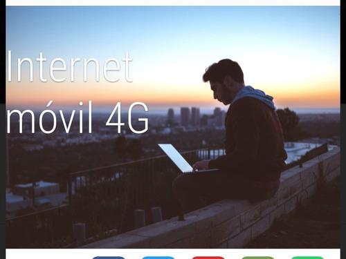 ventas de internet 4 g