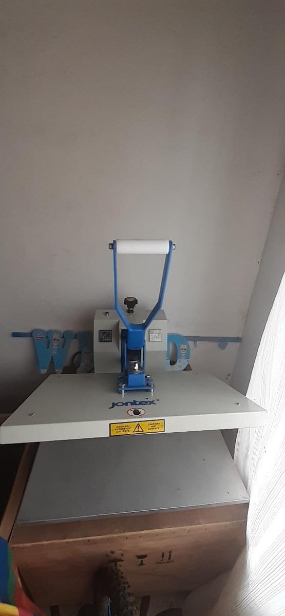 ventas de maquina textil jontex recubridora y stampadora