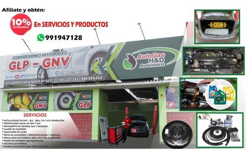 ventas de repuesto gnv-glp