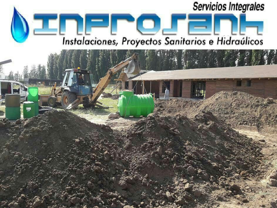 Ventas e instalaciones de fosas estanques y plantas de tto for Fosa septica sodimac