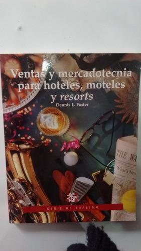 ventas y mercadotecnia para hoteles, moteles y resorts