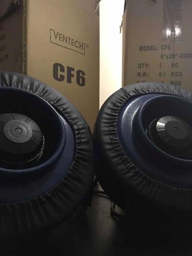 ventech ventiladores y filtros para cultivo indoor