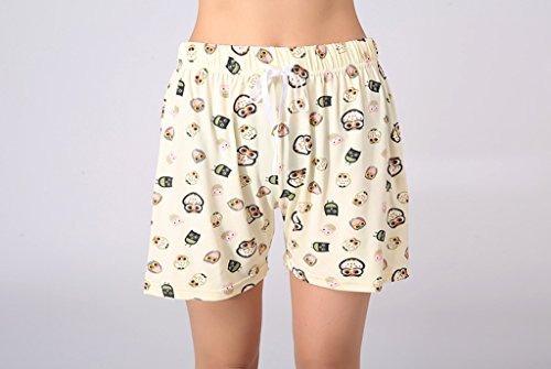 Pijama Lindo De Para Estampado Establ Búho Ventelan Mujer qwfvdq