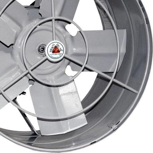 ventidelta - exaustor axial  40 cm - 110 ou 220v