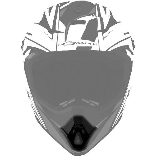 ventilación boca gmax gm46.2x repuesto negro os