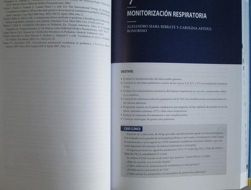 ventilación mecánica en pediatría - sati - panamericana