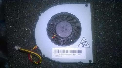 ventilador 100% original lenovo g475